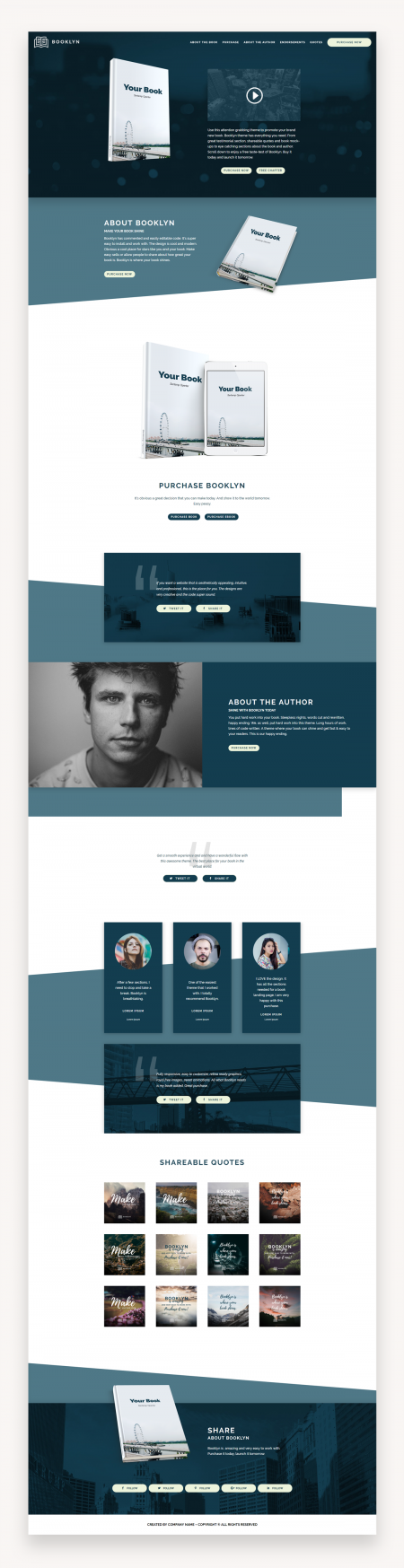 Book+event - Divi Child Theme Bundle