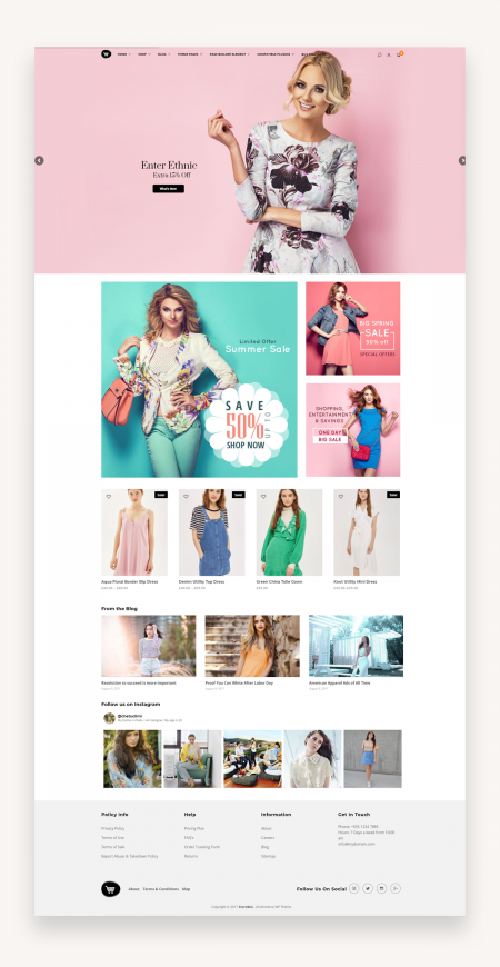 Storebox - eCommerce WordPress Theme