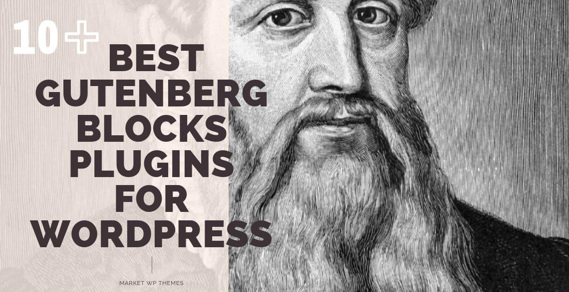 10+ Best Gutenberg Blocks Plugins for WordPress
