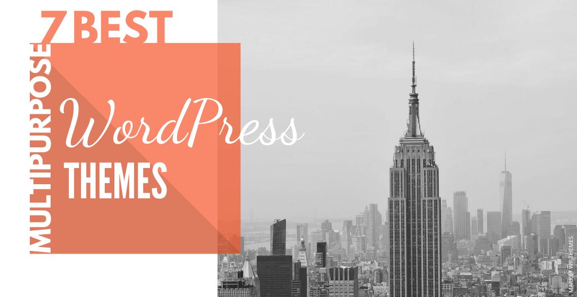 Best Multipurpose WordPress Themes Post