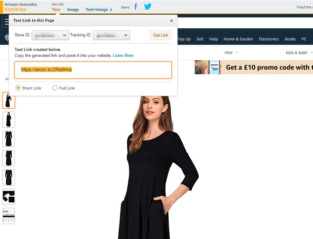 Create Amazon Product 2