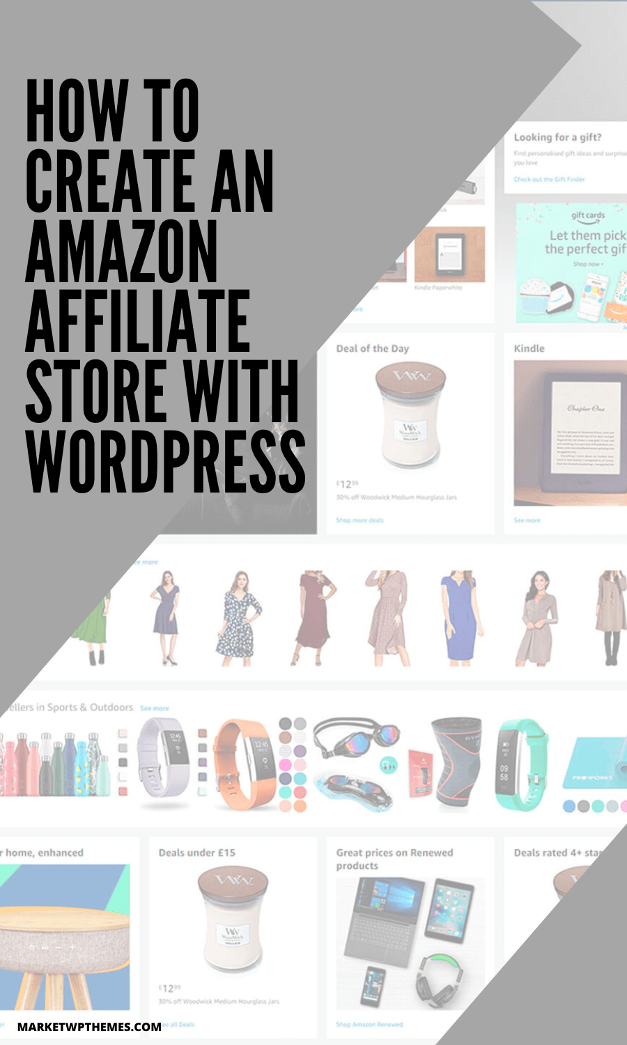 How to Create an Amazon Affiliate Store With WordPress