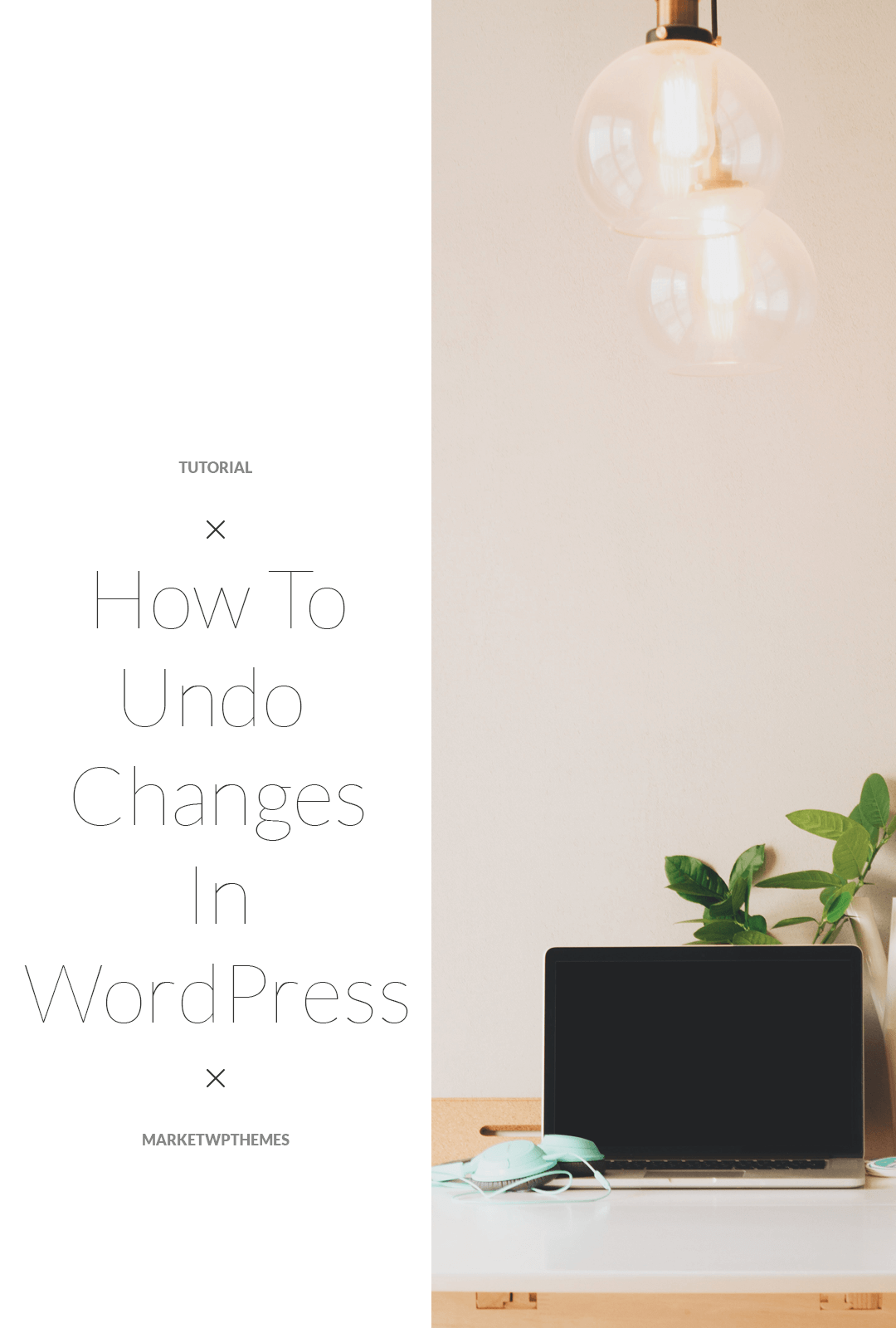 How To Undo Changes In WordPress