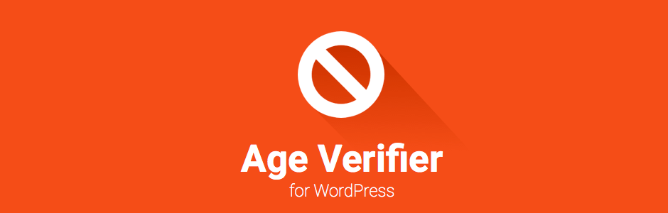 Age Verifier plugin WordPress