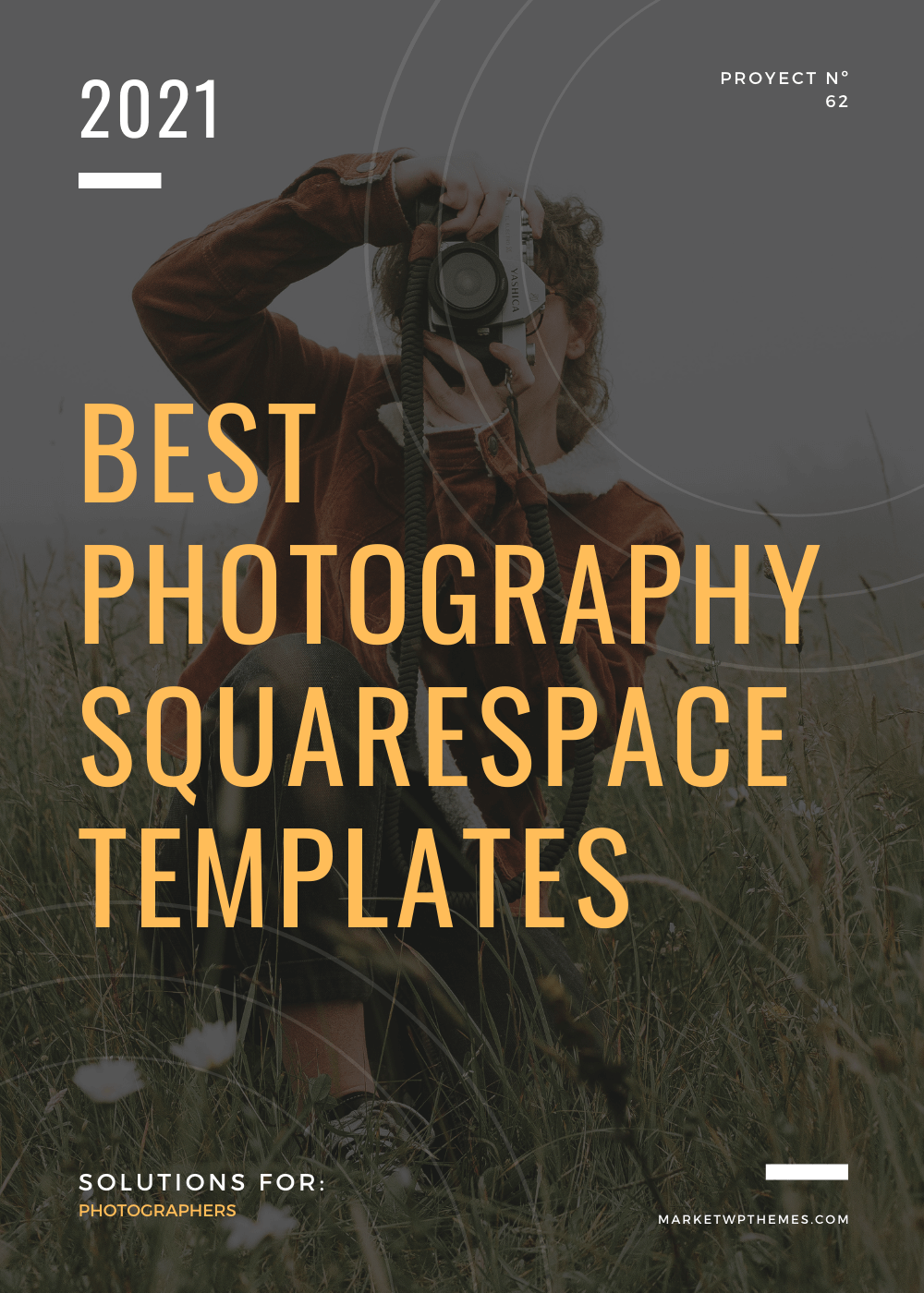 Best Photography Squarespace Templates