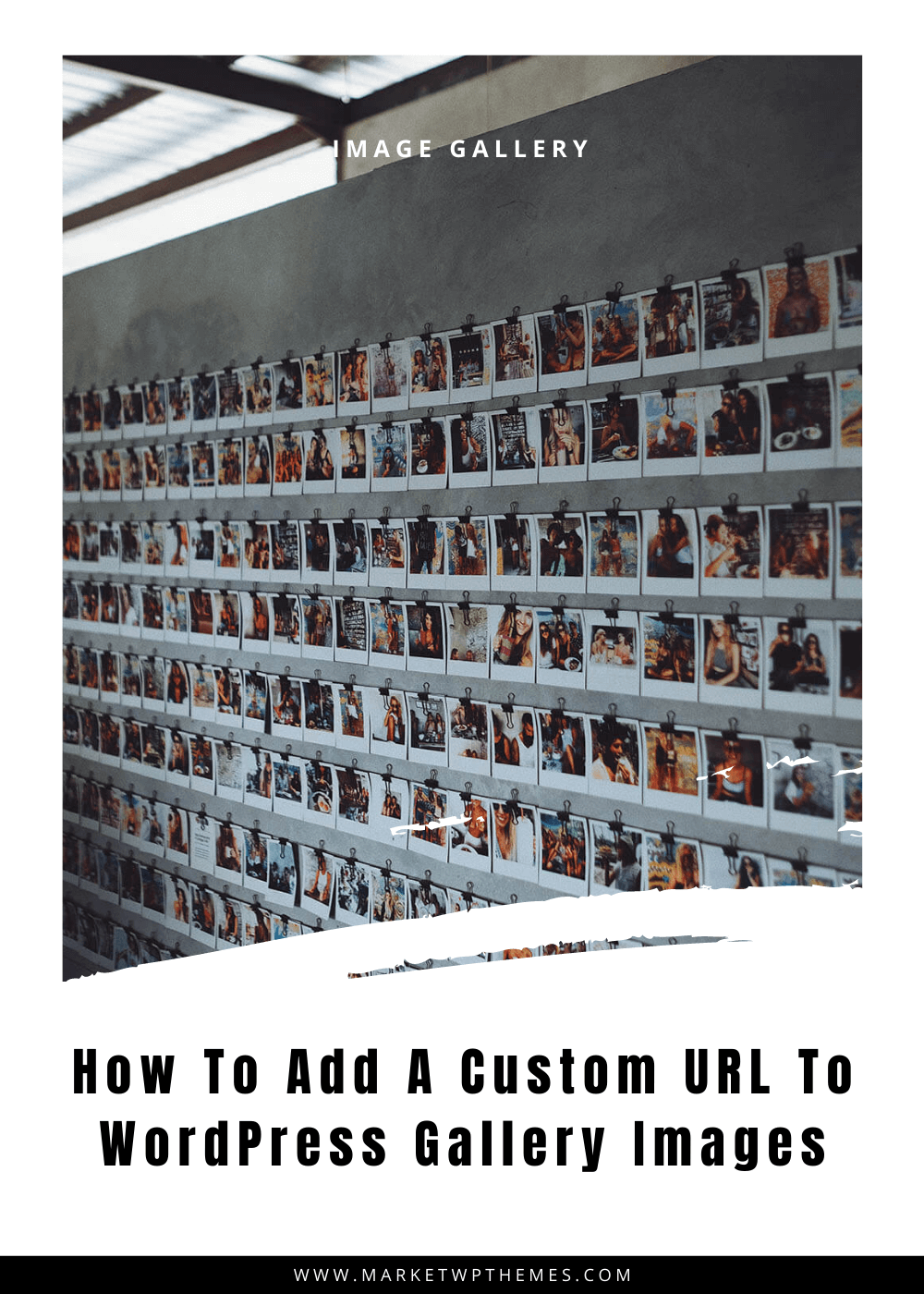 How To Add A Custom URL To WordPress Gallery Images