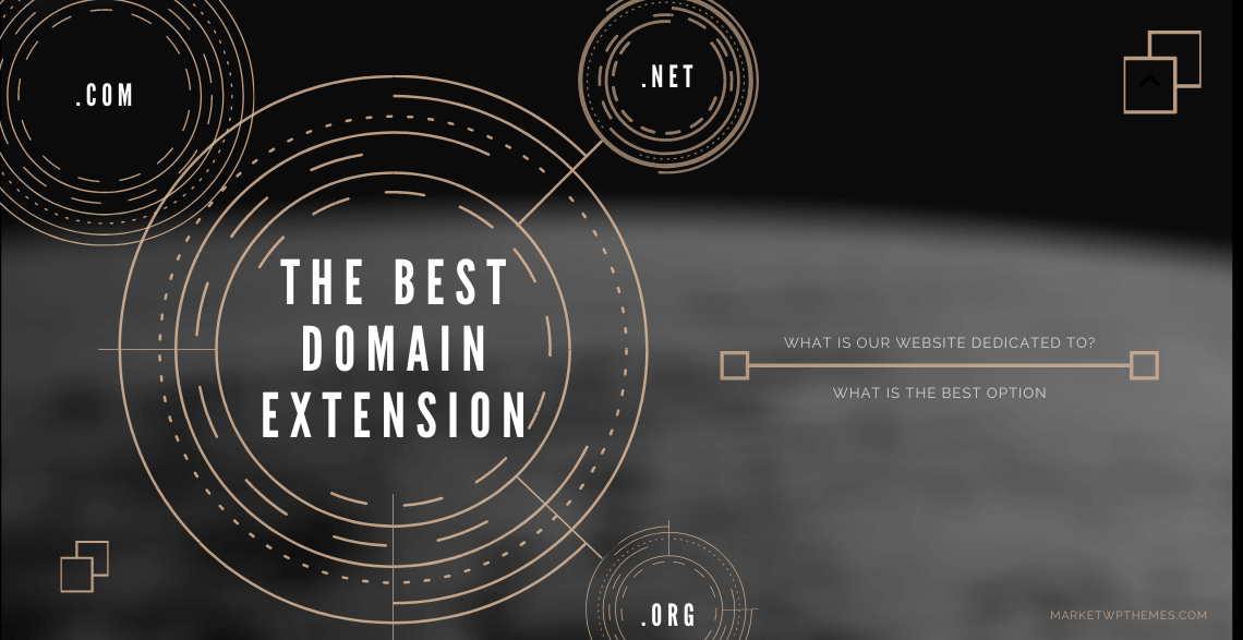 The Best Domain Extension Post